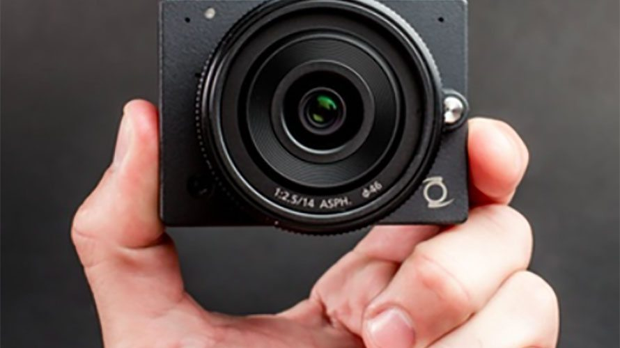 Small cameras